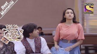 Yeh Un Dinon Ki Baat Hai | Naina Urges To Sit With Sameer | Best Moments