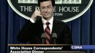 Speech at the White House Correspondent's Dinner (2006) p3