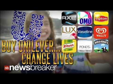 Brand Launches Campaign Urging Consumers to Make Changes and Buy Unilever Products
