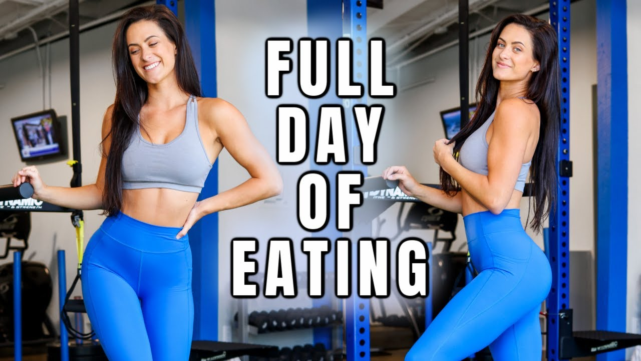 FULL DAY OF EATING | My Go To Meals