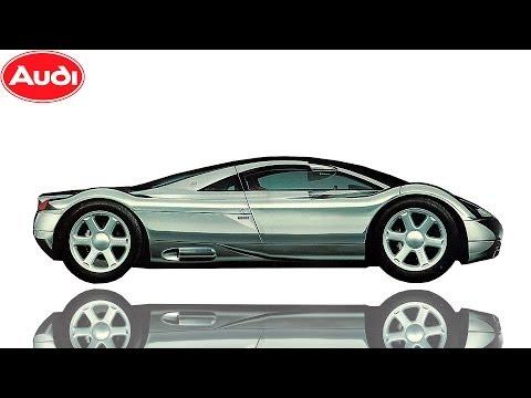 ᶰ⁄ᵃ ᴴᴰ ✭✭✭✭✭✰1991 Audi Avus quattro | concept hyper-cars