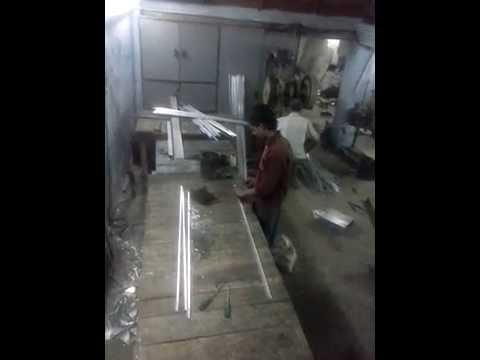 Manufacturing Al.Grills D.P.ENGINEERS