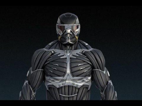 Crysis 2 Nanosuit 2 Trailer Russian Version Youtube
