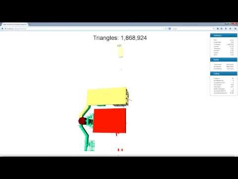 WebGL2-Occlusion-Culling