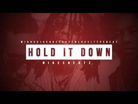 Migos x Jacquees x YFN Lucci Type beat - Hold It Down- Prod.By Nikee Beatz