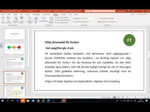 Infärgning - Svenska Och Karaktärsämne VTG