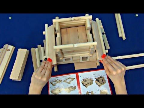 Мельница ❤️ Игрушечная деревянная мельница. Собираю мельницу из дерева