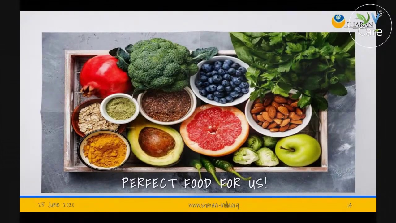 Key Points for Plant based Diet Planning by Mrs. Madhura Vayal