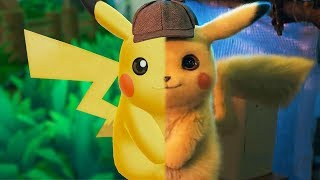Game to movie efficiently- Detective pikachu