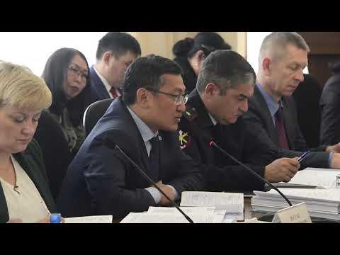 Глава Тувы поручил министру финансов выступить с разъяснениями, связанными с повышением МРОТ