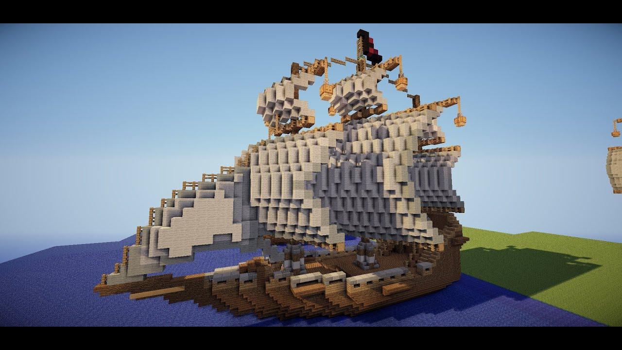 Ship Building Mods Minecraft