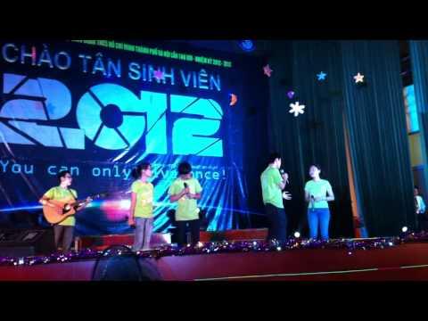 Lonely Remix - EC - Banking Academy, Hanoi