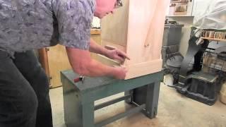 Flip Top Tool Stand Door & Drawer 4 Of 4