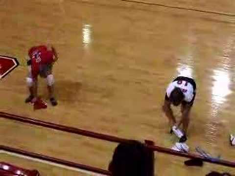 Matt Brainard and David Peters in NCSU Volleyball ...