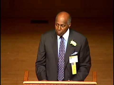 June 2007 - Civil Rights Legend Vernon Jordan