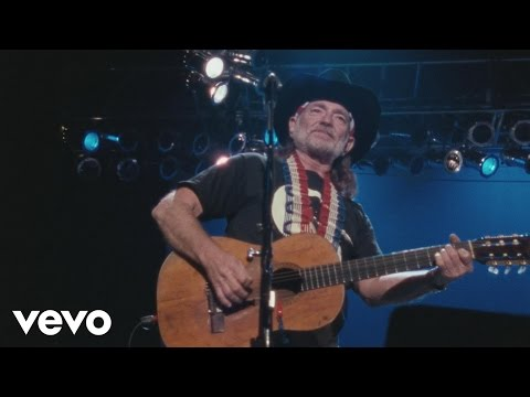 The Highwaymen - Blue Eyes Crying In the Rain