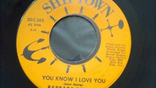 YOU KNOW I LOVE YOU ~ BARBARA STANT.wmv