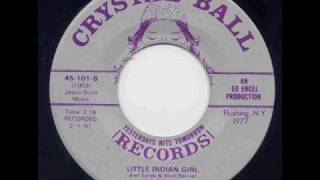 Billy and the Moonlighters - Little Indian Girl.