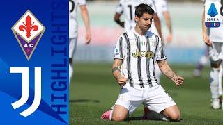 Fiorentina 1-1 Juventus | La Juve rimonta la Fiorentina | Serie A TIM