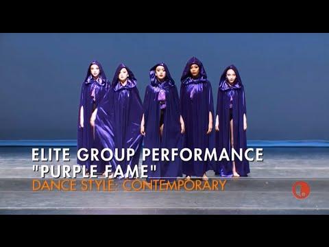 Dance Moms | Group Dance Purple Fame