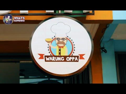 What's Happening - Warung Oppa Depok