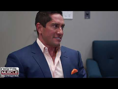 "Digital Muscle Media- Interview with Pro Physique Athlete, ""The Fit Doc"" Dr. Rolando Morales"