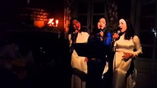 Hạ Trắng _ Tình Xa _ Cát Bụi..Live in 1985 Hà Nội