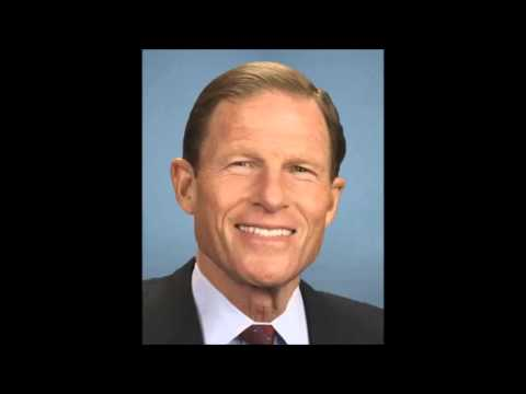 Treason! My Name is Senator Richard Blumenthal, and I voted for the UN Gun Treaty
