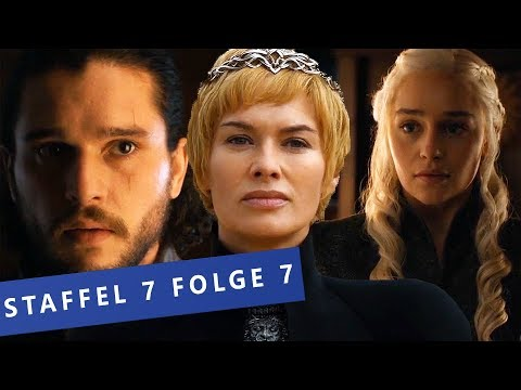 game of thrones staffel 7 folge 7
