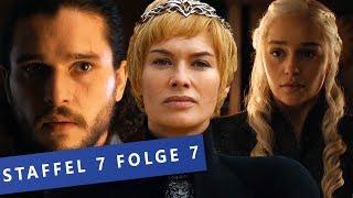 Game Of Thrones - Finale Staffel 7: Die denkwürdigsten Momente aus Folge 7