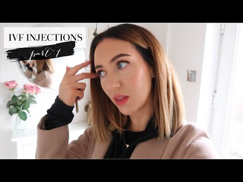 Starting our IVF Injections Part 1 | Lisa Gregory