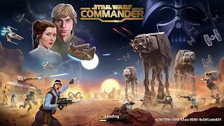 New Series Star Wars Commander! It is A campaign and online game!