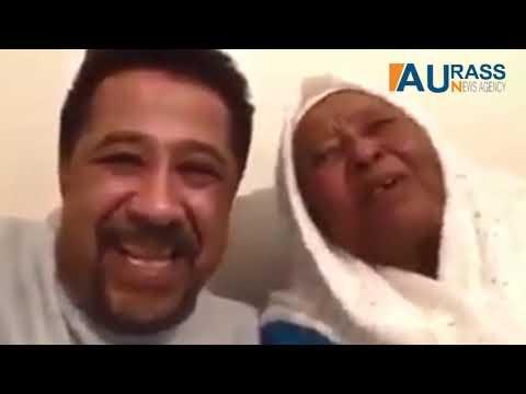 شاهد الشاب خالد مع والدته 2019