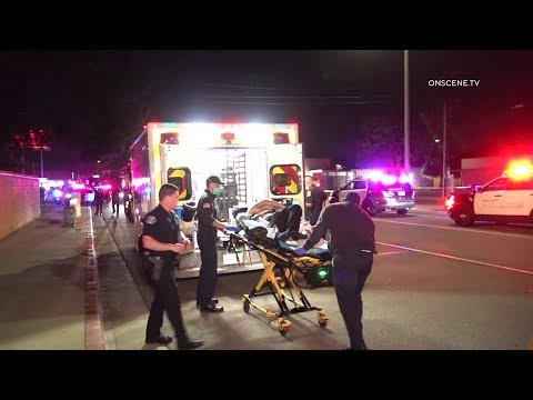 Man Shot During Attack Outside Elementary School In Garden Grove