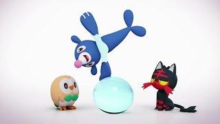 Pokémon Short: Making a Splash