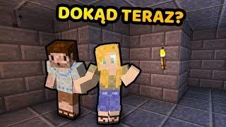 ZGUBILIŚMY DROGĄ W LABIRYNCIE! - Minecraft EWO