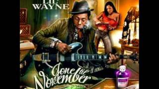 Lil Wayne Blinded By The Lights - Gone Till November NEW