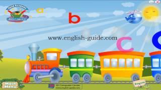 تعليم الاطفال اللغة الفرنسية اغنية جميلة لتعليم الحروف