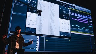 Native Sessions Stwo on creating beats for Jeremih and Sketches Native Instruments