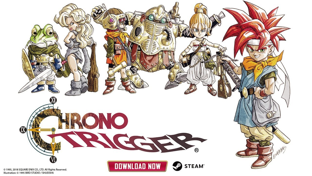 Square's classic Super Nintendo RPG Chrono Trigger is now