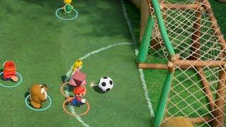 Super Mario Party Just For Kicks # Football