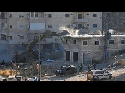 شاهد: إسرائيل تستعد لهدم منازل على مشارف القدس وسط مخاوف الفلسطينيين…  - نشر قبل 2 ساعة