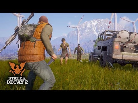 State of Decay 2 - ALL NEW GAMEPLAY! New DETAILS! Leader Rewards, Tough Choices and More!