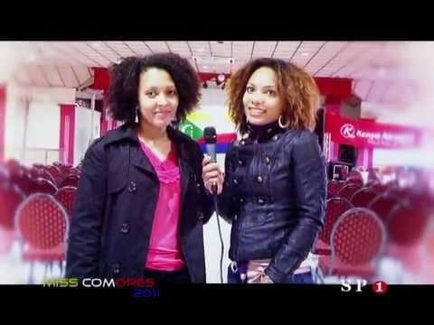 MISS COMORES france 2011 à Marseille (Genérique DVD) by SP1-PROD