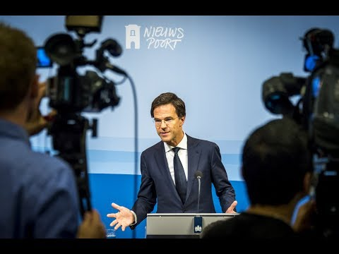 #Z60 - Premier Rutte informeert Frits Wester verkeerd.