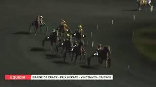 Vidéo de la course PMU PRIX HEKATE