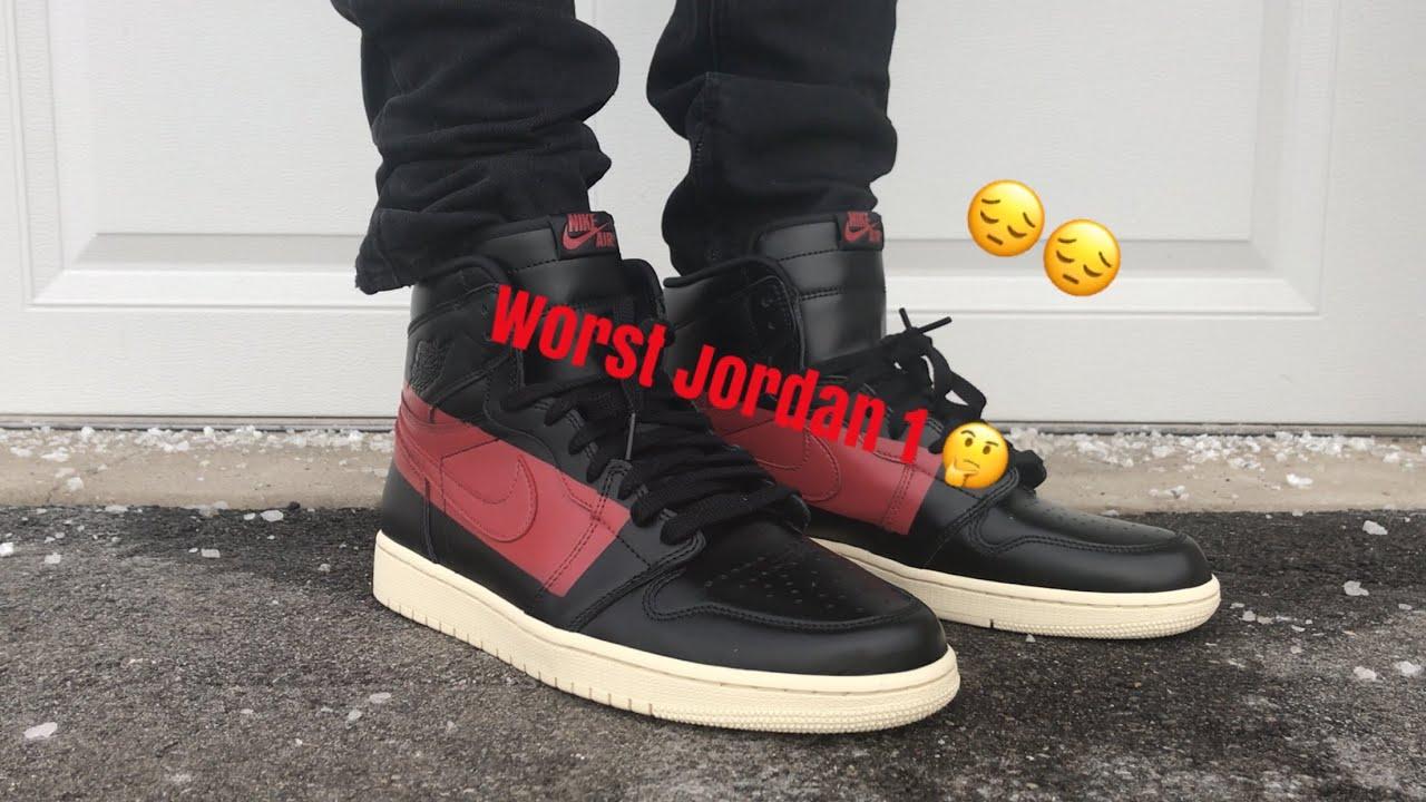 Jordan 1 COUTURE, WORST JORDAN 1 EVER