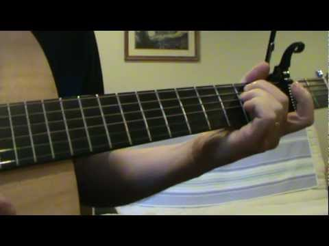 Acoustic guitar lesson, Bruce Springsteen, \