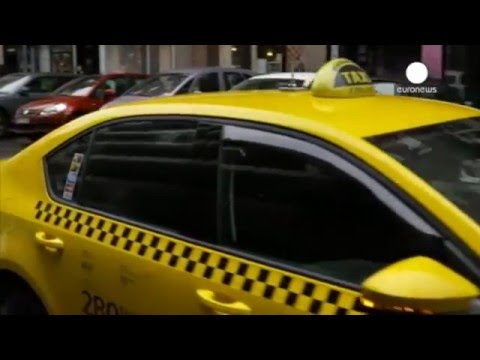 Budapest introduces bitcoin taxis