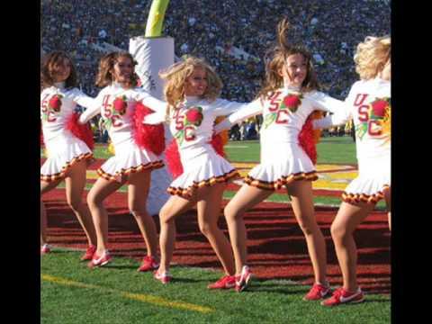 Usc song girls hot